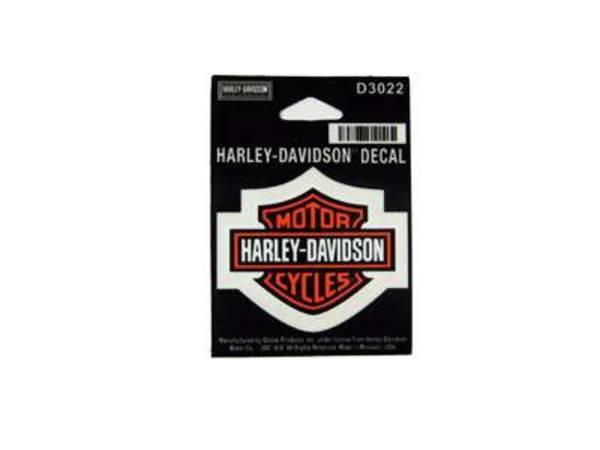 harley davidson bar shield logo aufkleber klein 5 7 x 4 5 cm. Black Bedroom Furniture Sets. Home Design Ideas