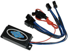 Badlands Plug&Play Load Equalizer für hintere LED Blinker an FXSB, FLS CAN-Bus Harleys