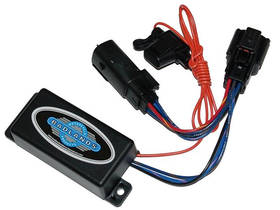 Badlands Plug&Play Load Equalizer für hintere LED Blinker an Touring CAN-Bus Harleys