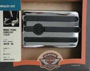 Harley-Davidson Chrome And Rubber FL...